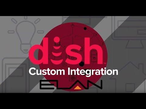 DISH Hopper 3 Integration With ELAN Home OS