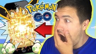 Pokemon GO | THIS POKEMON GO CHEAT / HACK ACTUALLY WORKED..!!!