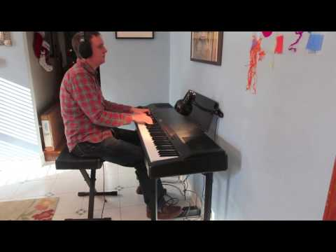 "Sound of Contact ""Pale Blue Dot"" Solo Piano"