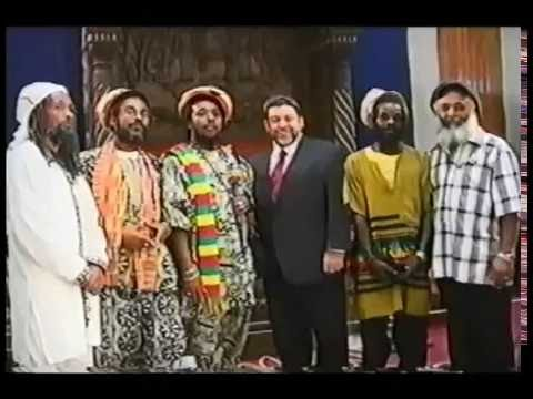 Rastafarians Journey to Ethiopia