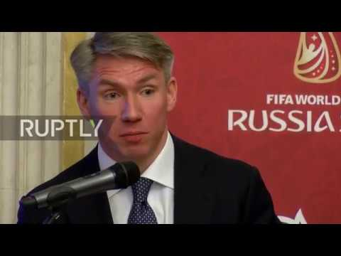 Germany: Current geopolitical situation has 'no influence' on 2018 WC ticket sales - Sorokin