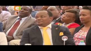 Mbunge wa Nyeri mjini akubali kuondoa hoja ya kumtimua jaji mkuu