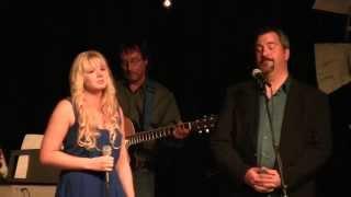 Mary Fletcher and Jeff Bailey- Falling Slowly LIVE (Glen Hansard Cover)