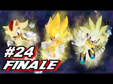 Let's Play Sonic the Hedgehog 06 - Walkthrough Part 24 FINALE