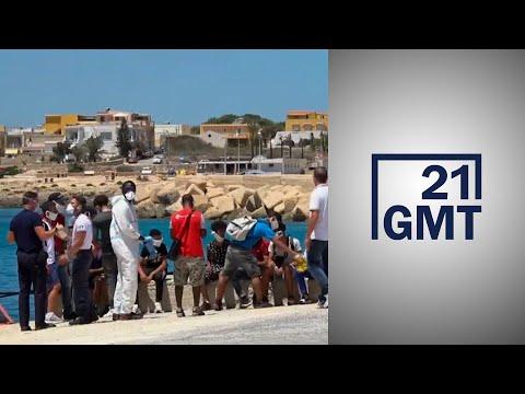 تزايد أعداد المهاجرين المتسللين من تونس عبر البحر نحو إيطاليا  - 06:57-2020 / 7 / 28