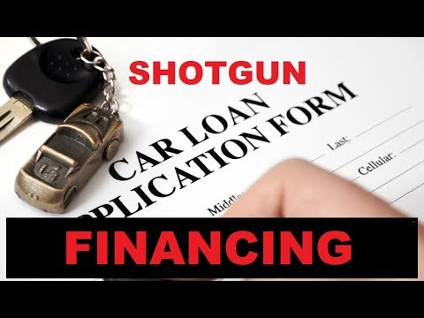 "DO CAR DEALERS DAMAGE YOUR CREDIT? - ""SHOTGUN FINANCING"" - Auto Loan Tricks (Bad / Good Credit)"