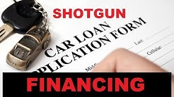 "DO CAR DEALERS DAMAGE YOUR CREDIT? - ""SHOTGUN FINANCING"" - Auto Loan Tricks (Bad / Good Credit)"