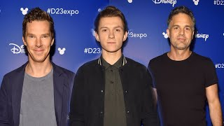 'Avengers: Infinity War' Cast on Joining Forces in Superhero-Packed Film: 'It's the Best of the B…