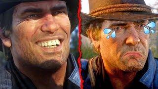 SADDEST Moments in Red Dead Redemption 2 (RDR2 Saddest Missions)