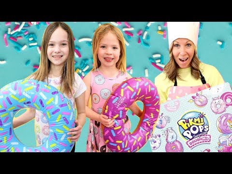 Welcome To Toy School's Pop Up Donut Shop!