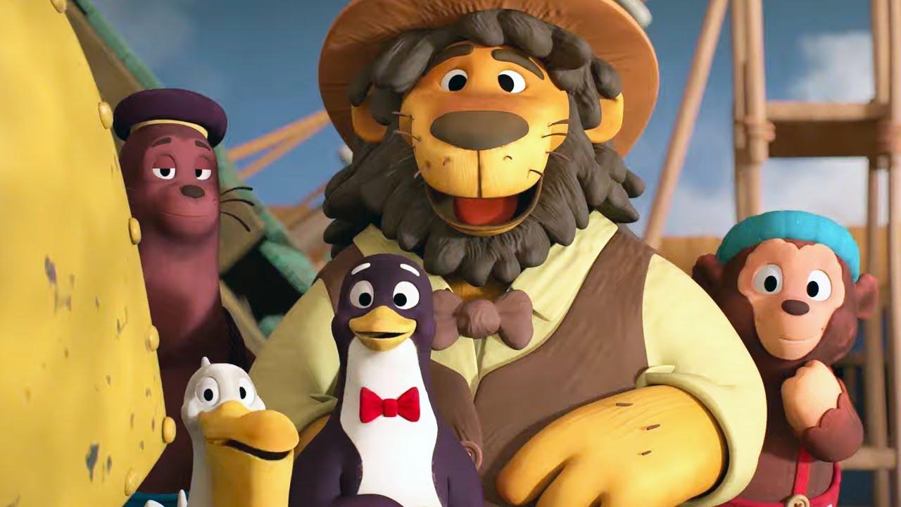 Приключения медвежонка Расмуса - Подводная лодка (21 серия) Премьера | Новые мультфильмы для детей