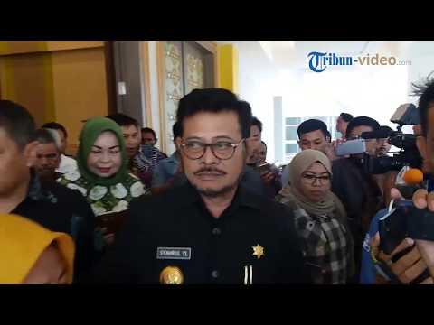 Syahrul Yasin Limpo: Inti Negara Ada di Pemerintah dan Inti Pemerintahan Ada di Aparat