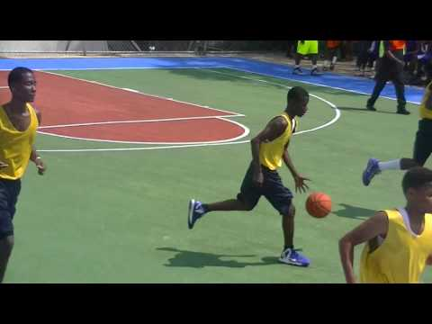 Next Stars basket ball Haiti