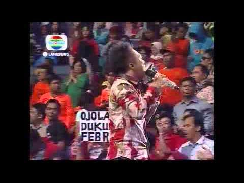 Febro - Pembaharuan - Konser Final 8 Besar - DAcademy Indonesia