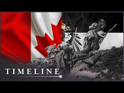 Far From Home: The Battle of Vimy Ridge (Canada In WW1 Documentary) | Timeline