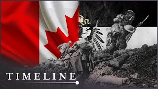 Far From Home: The Battle Of Vimy Ridge  Canada In Ww1 Documentary  | Timeline