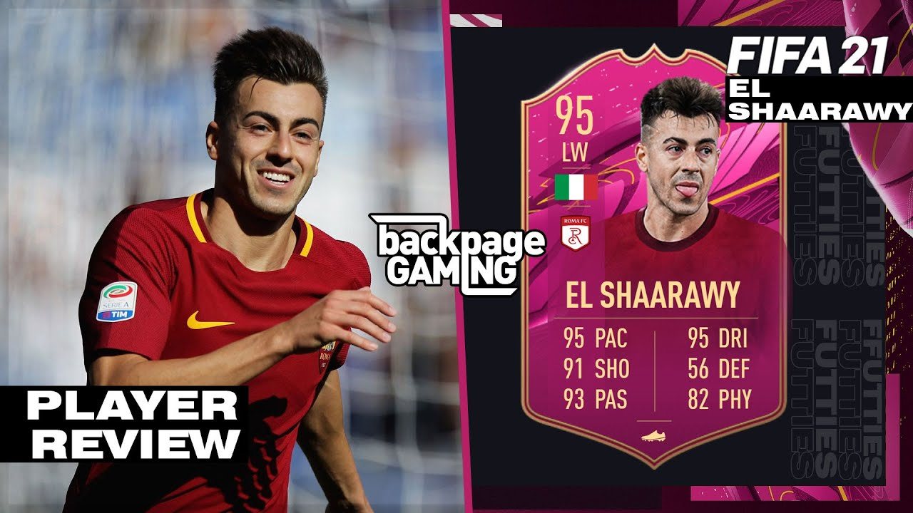 Download 95 FUTTIES EL SHAARAWY PLAYER REVIEW! | The Return of Il Farone! | FIFA 21 Ultimate Team