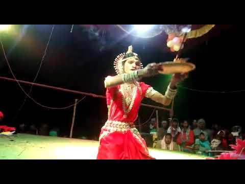 Ghungura Dia badhi MO dui pade Dancer Tankadhar hatee