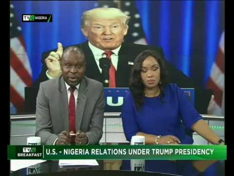 U.S. : Nigeria relations under Trump presidency