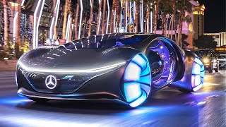 10 Most Futuristic Concept Cars 2020