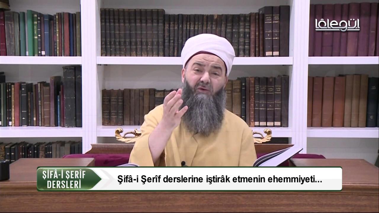 Şifâ i Şerîf Dersleri 41.Bölüm 14 Mart  2017 Lâlegül TV