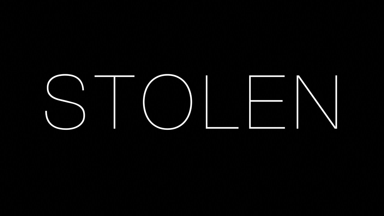 bff871385 STOLEN    Award winning short film - YouTube