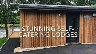 Family Holiday to Fermanagh - Staying Killyhevlin Hotel & Lodges