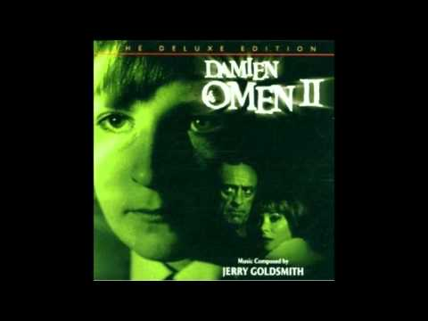 Damien Omen II OST  ( Jerry Goldsmith  ) -  Main Title