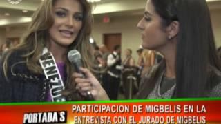 Camino al Miss Universo con Valentina Patruno