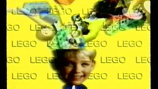 Intervalo Discovery Kids 10/1998 [4/4]: Propagada LEGO, etc