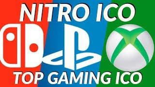 Nitro ICO - Top Gaming ICO for 2018
