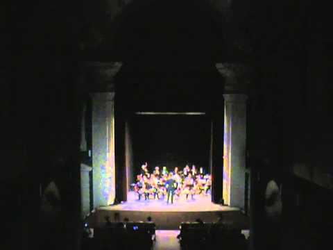 Big Band - Semana de actividades musicales C.P.M. 'Joaquín Villatoro' (Jerez)
