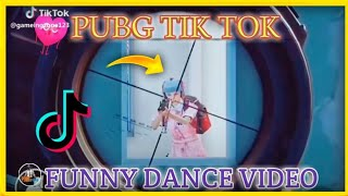 PUBG TIK TOK FUNNY DANCE  ( NO 23) AND FUNNY MOMENTS ||  BY PUBG FUN