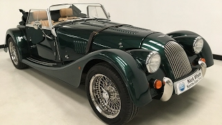 For sale - 2010 Morgan Roadster 100 Ltd Edition 3.0 V6 - Low Mileage - Nick Whale Sports Cars