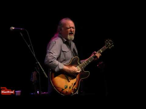 TINSLEY ELLIS • Midnight Ride • Sellersville Theater 1/20/18