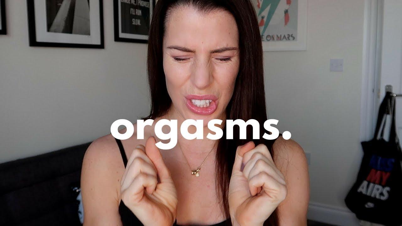 I have had an orgasm