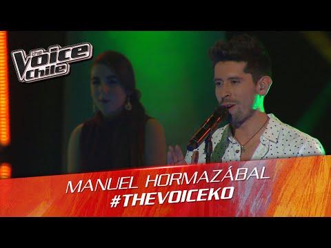 The Voice Chile | Manuel Hormazábal – A Dios le pido