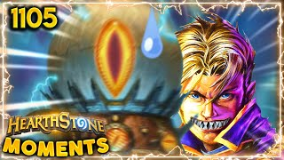That's A Nice Mecha'thun You Got There | Hearthstone Daily Moments Ep.1105