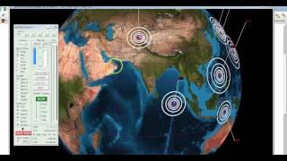 Magnitude 7.3 - COLOMBIA South America 9-30-2012