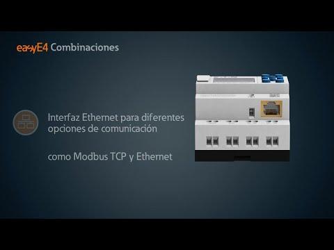 Nanocontrolador easyE4