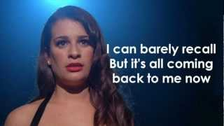 Baixar Glee - It's All Coming Back To Me Now (Lyrics)