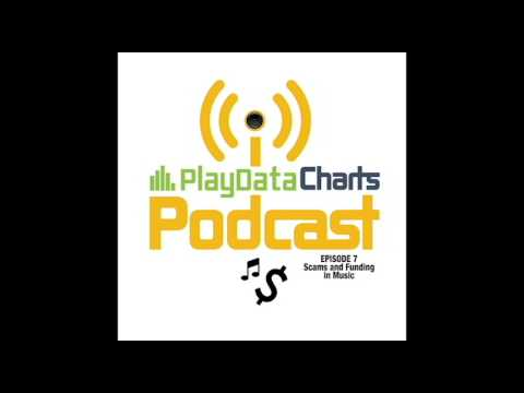 PDC Podcast 7 - Scams and Funding in Music