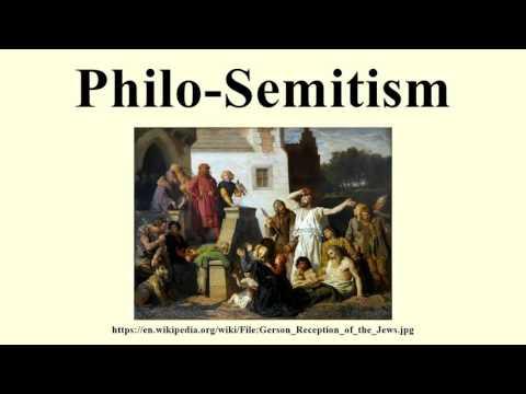 Philo-Semitism