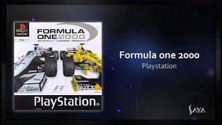 Formula one 2000 (PS1) FR
