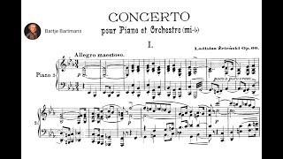 Władysław Żeleński - Piano Concerto, Op. 60 (1903)