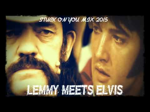 Lemmy Meets Elvis - Stuck On You (2015)