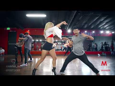 HRVY, Malu Trevejo - Hasta Luego | Choreography with Brinn Nicole & Mikey Pesante