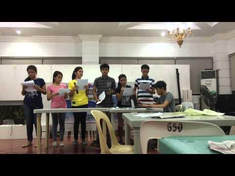 Ronda Radyo Balita (FQDMFSSHS Radio Broadcasting Filipino)