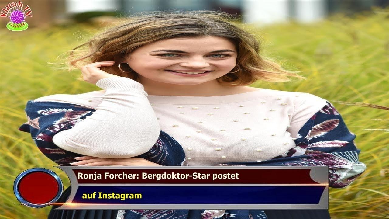 Ronja Forcher Instagram
