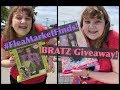 Flea Market Finds! Amazing IN BOX BRATZ Score! Bratz World Collector, Spring Break & GIVEAWAY!!